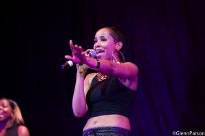 Vivian Green at PNC Arena