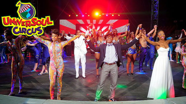 universoul circus cleveland