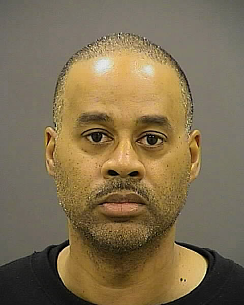 Baltimore Police Officer Caesar Goodson Arrested