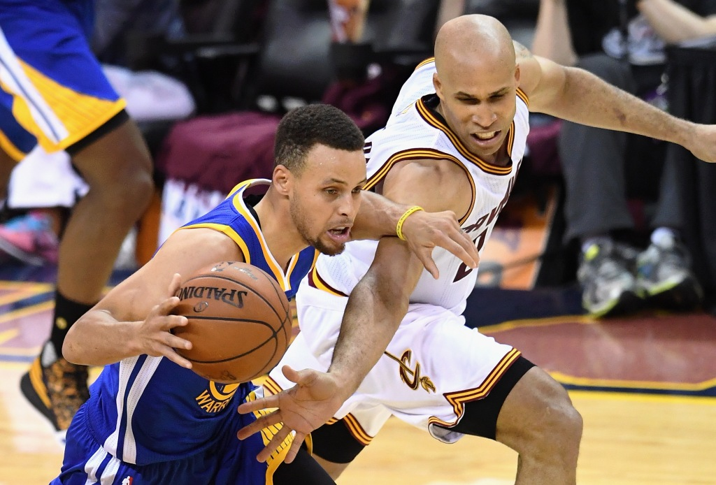 2016 NBA Finals - Game Four