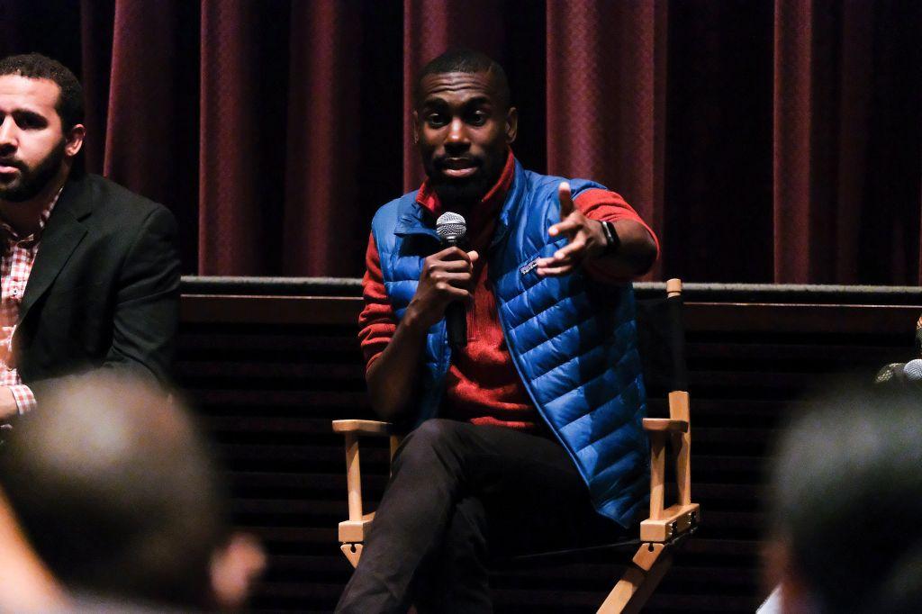 'Stay Woke: The Black Lives Matter Movement' Screening