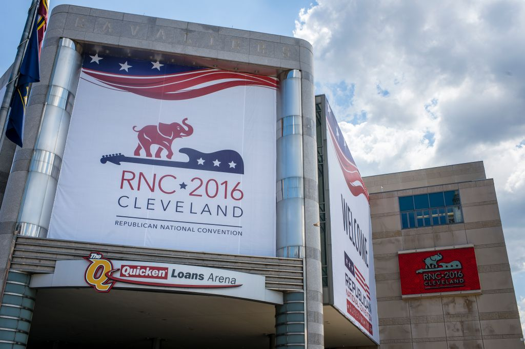 Cleveland Prepares For Republican National Convention
