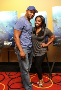 FINDING DORY Advance Screening Hosted by Keshia Knight Pulliam & Kamp Kizzy at AMC Phipps Plaza