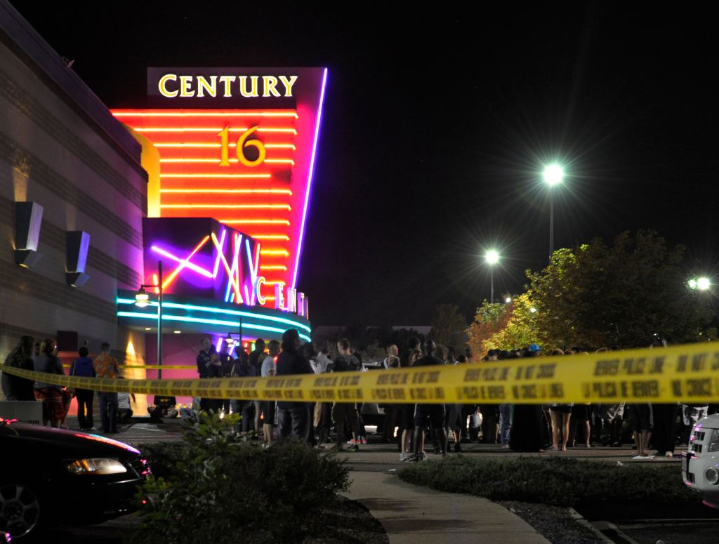 Colorado Movie Theater Shooting Survivors Ordered to Pay