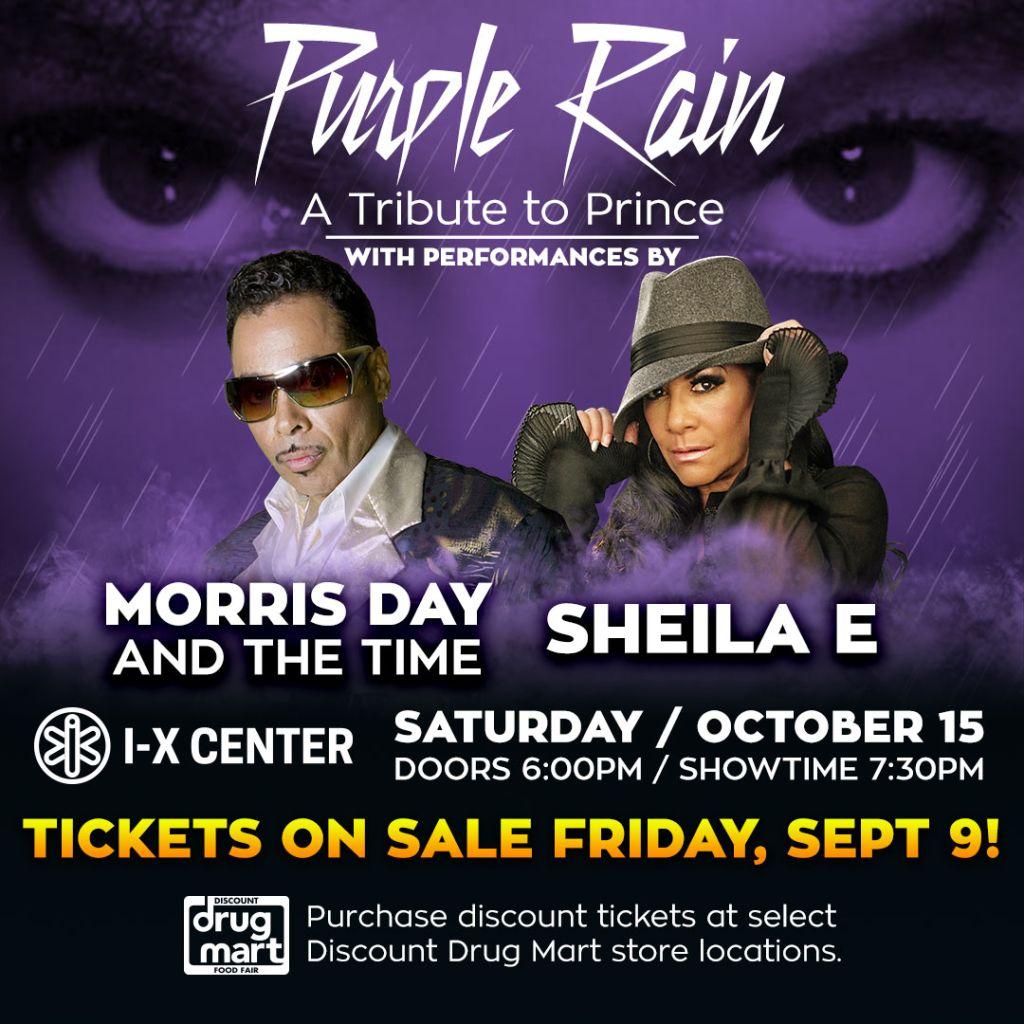 Purple Rain: A Tribute to Prince | 93 1 WZAK