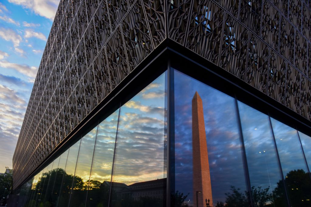 The Smithsonian Institute's National Museum of African American History and Culture - NMAAHC