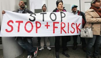 Activists Organize March And Rally Against Police Stop And Frisks