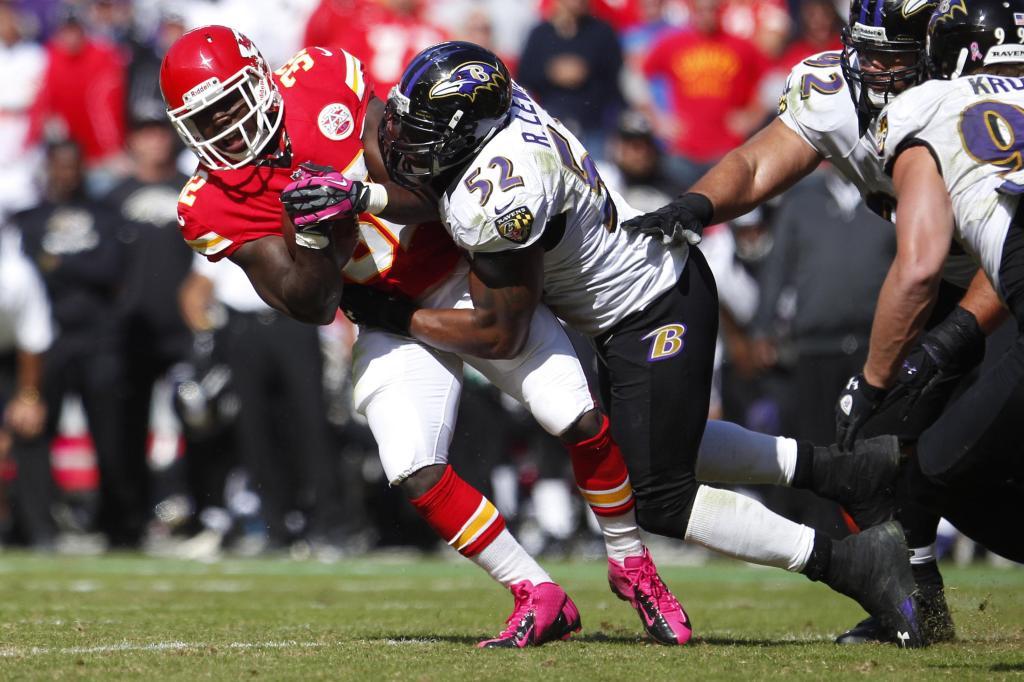 Baltimore Ravens v Kansas City Chiefs