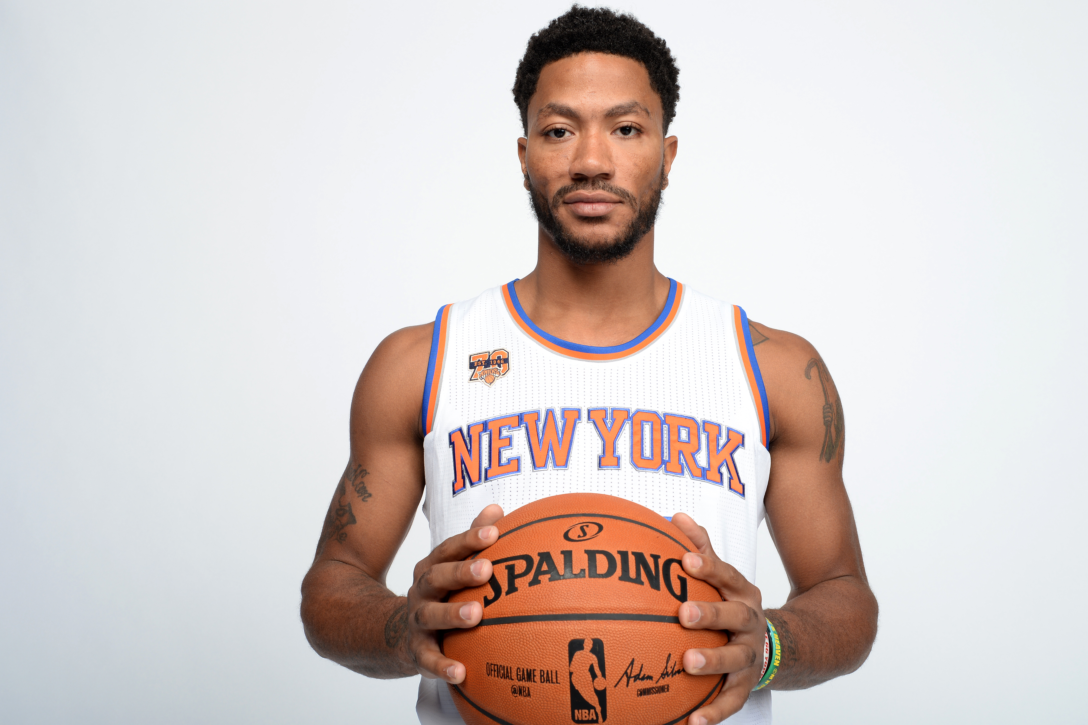 2016-2017 New York Knicks Media Day