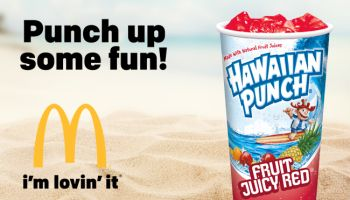 McDonald's Hawaiian Punch