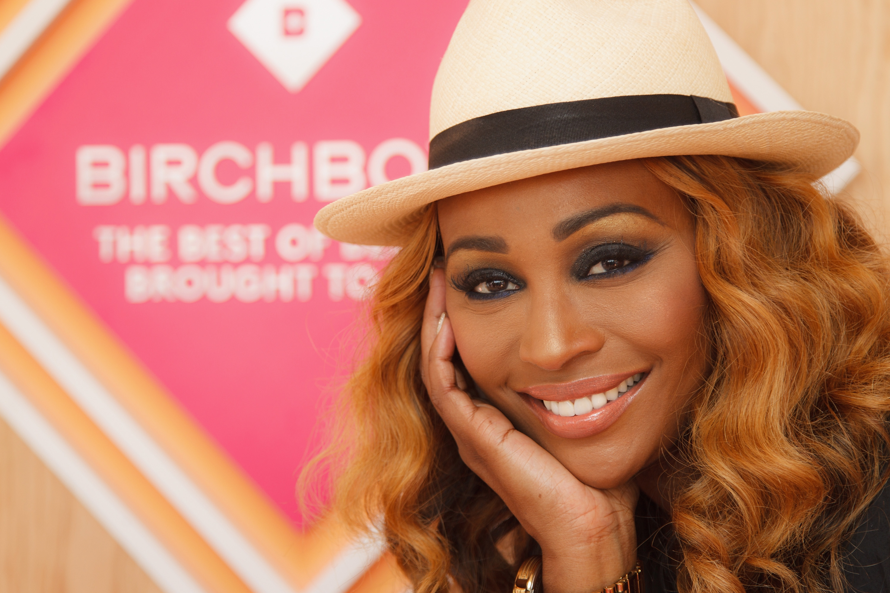 Steve Harvey Is Happy To Set Cynthia Bailey Up With Mike