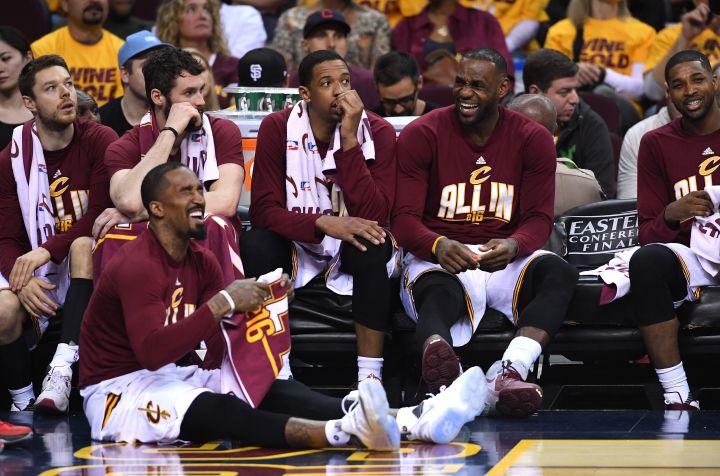 Toronto Raptors v Cleveland Cavaliers – Game Five
