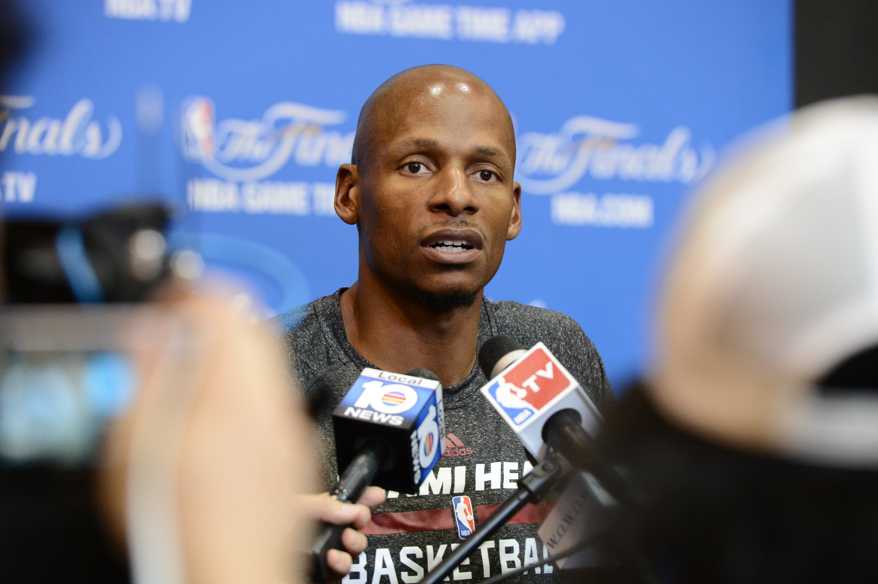 2014 NBA Finals Practice and Media Availability