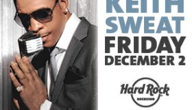 Keith Sweat at Hard Rock