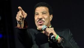 Lionel Richie Performs In Swansea