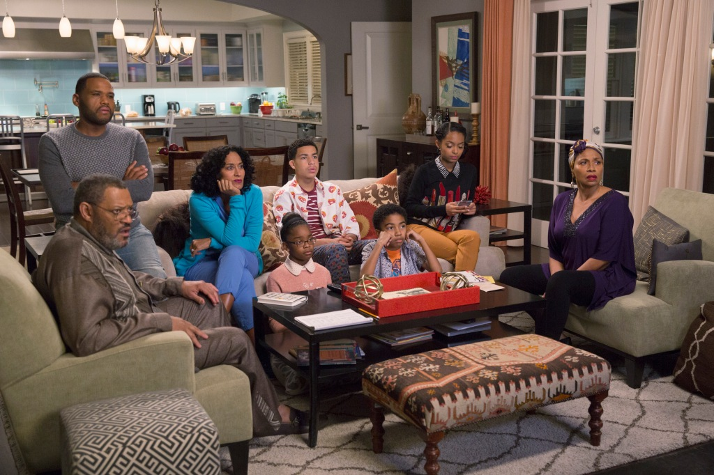 ABC's 'Black-ish' - Season Two
