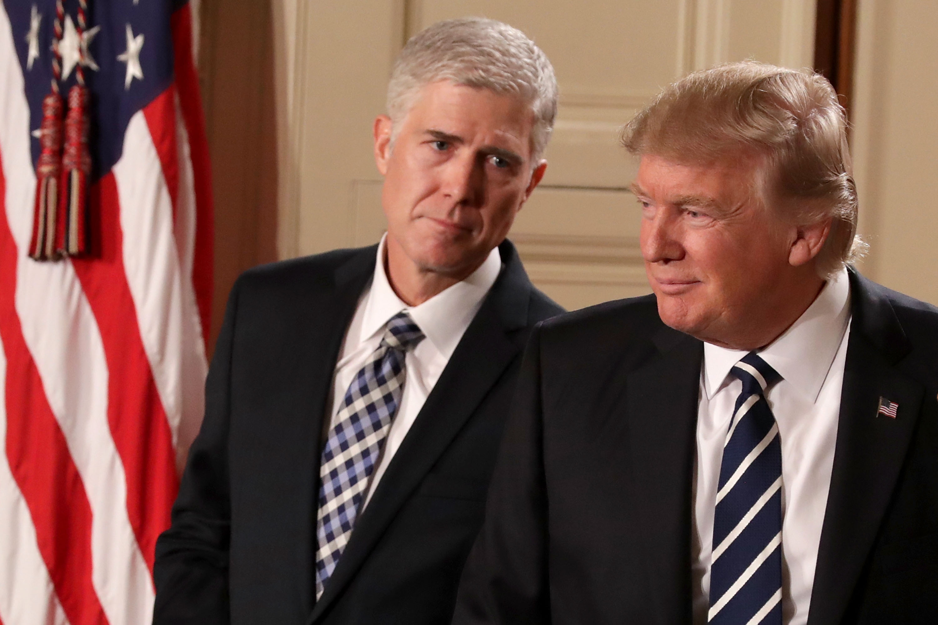 President Trump Announces His Supreme Court Nominee