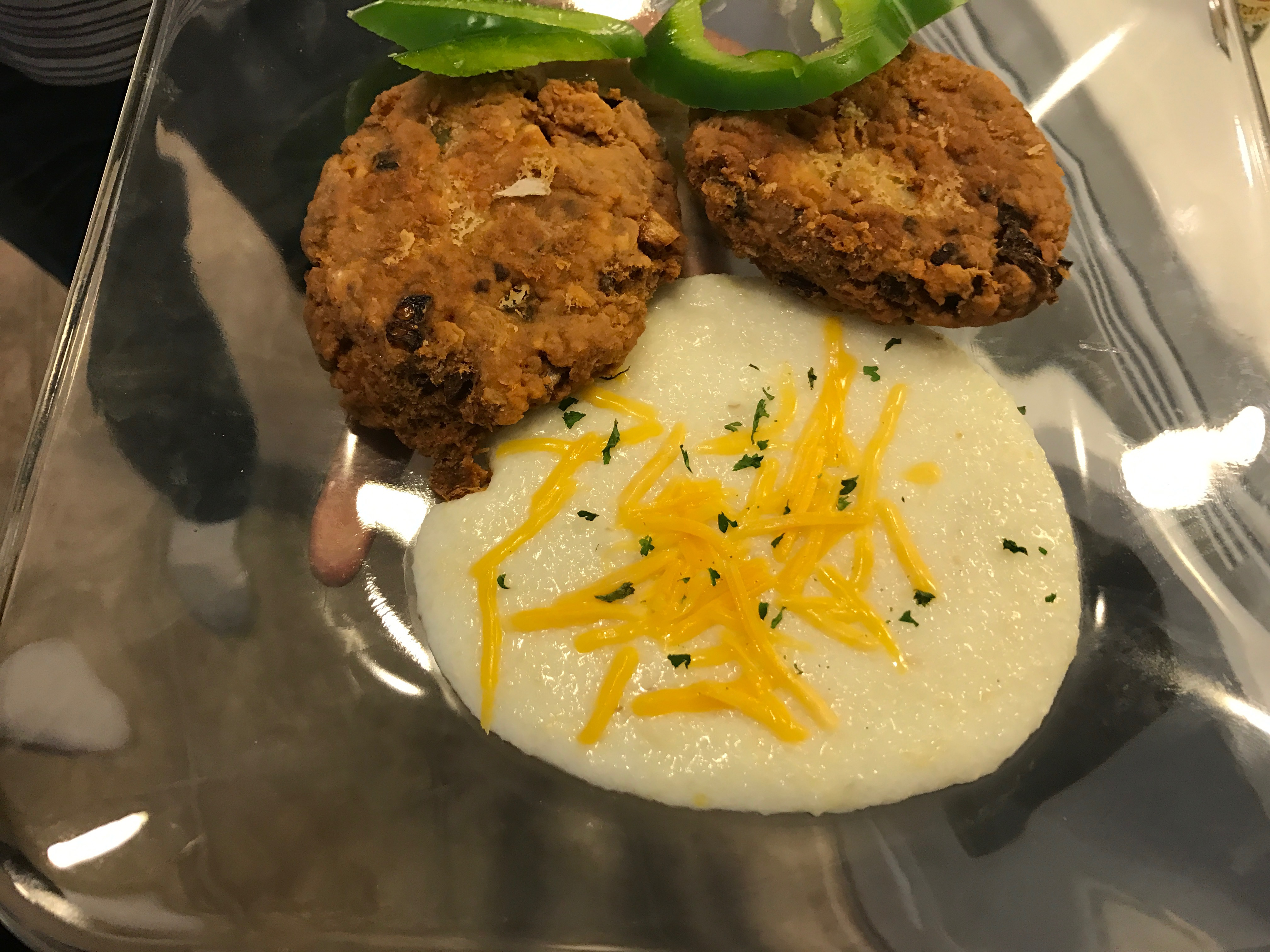 Meals with Matt Salmon croquettes