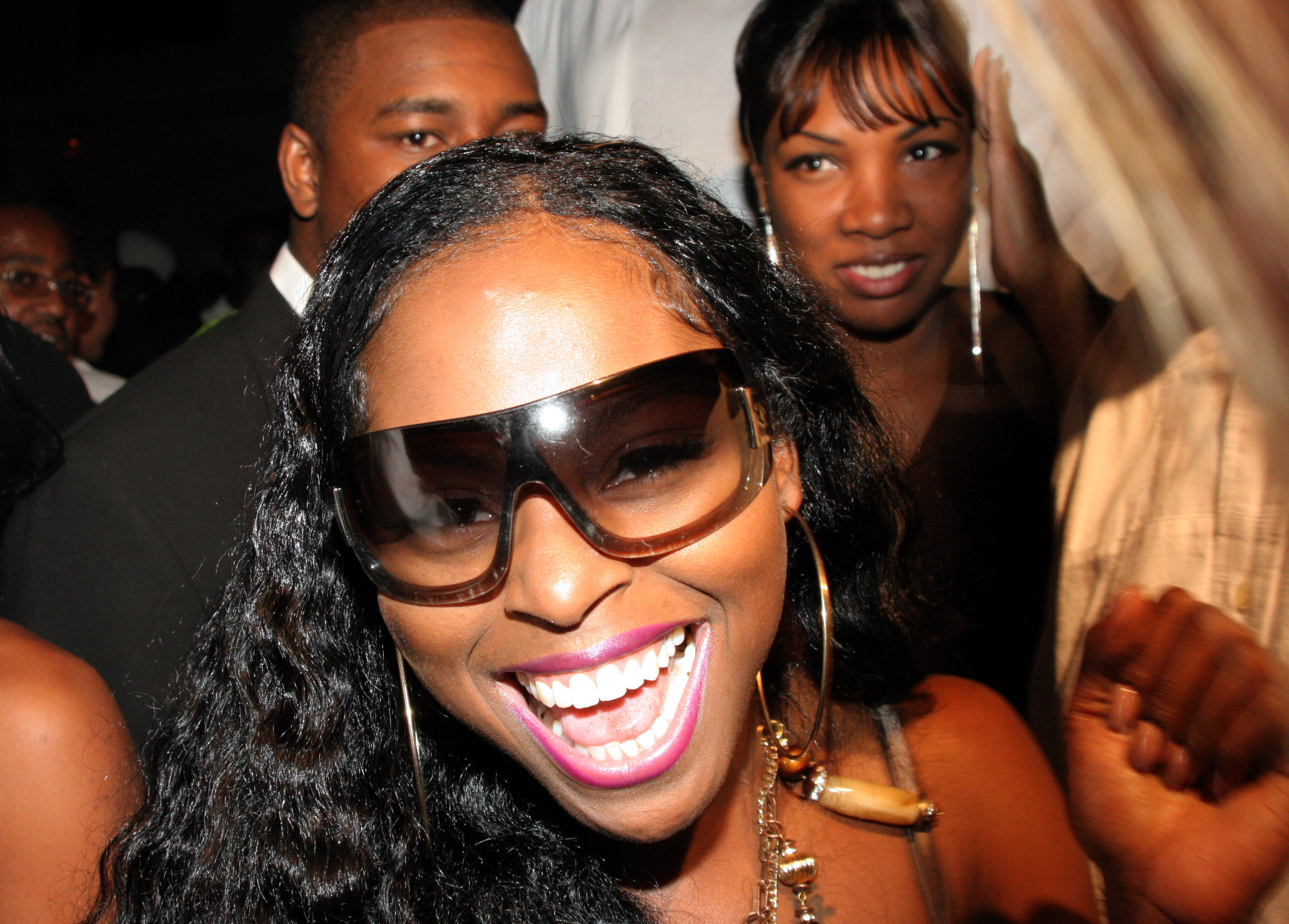 Foxy Brown's Birthday Party - September 25, 2005