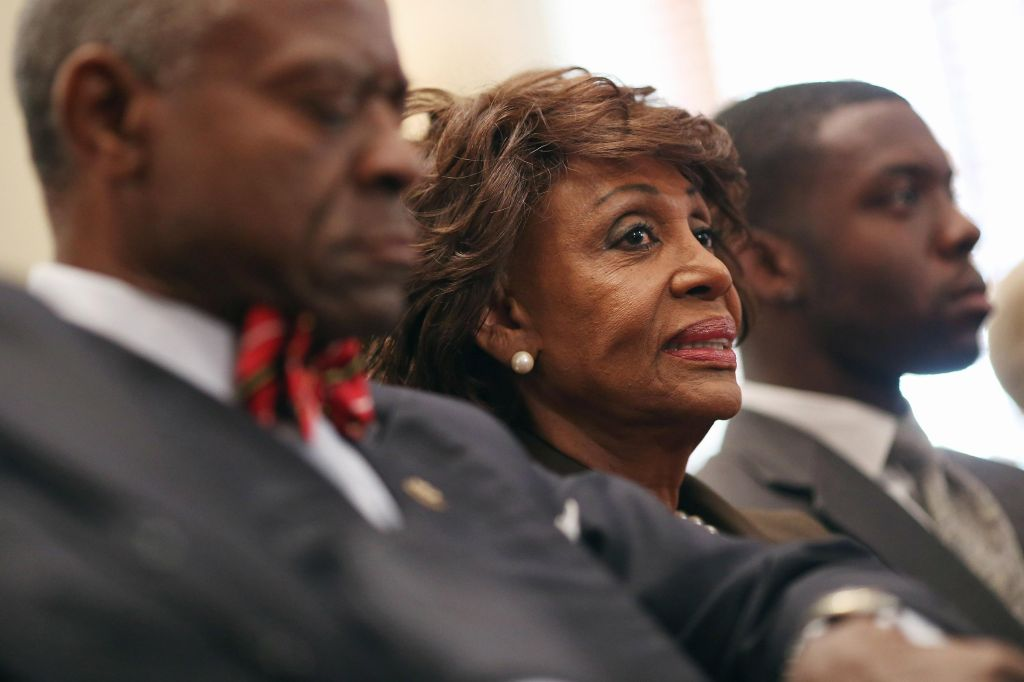 House Ethics Committee Holds Hearing On Rep. Maxine Waters