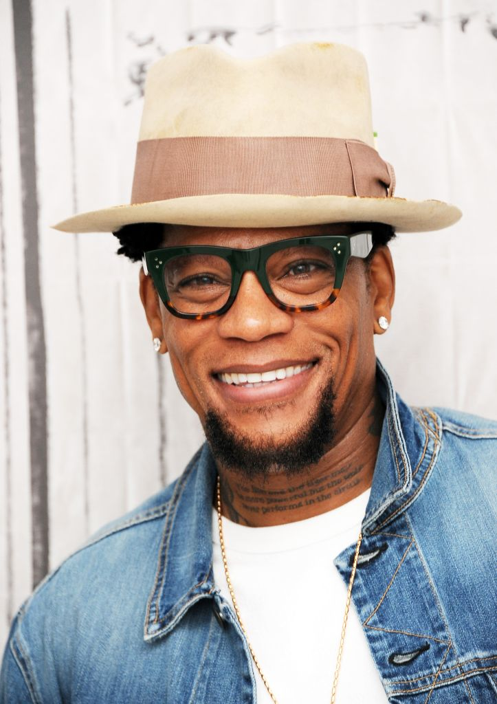 AOL Build Speaker Series - D.L. Hughley, 'Black Man, White House: An Oral History of the Obama Years'