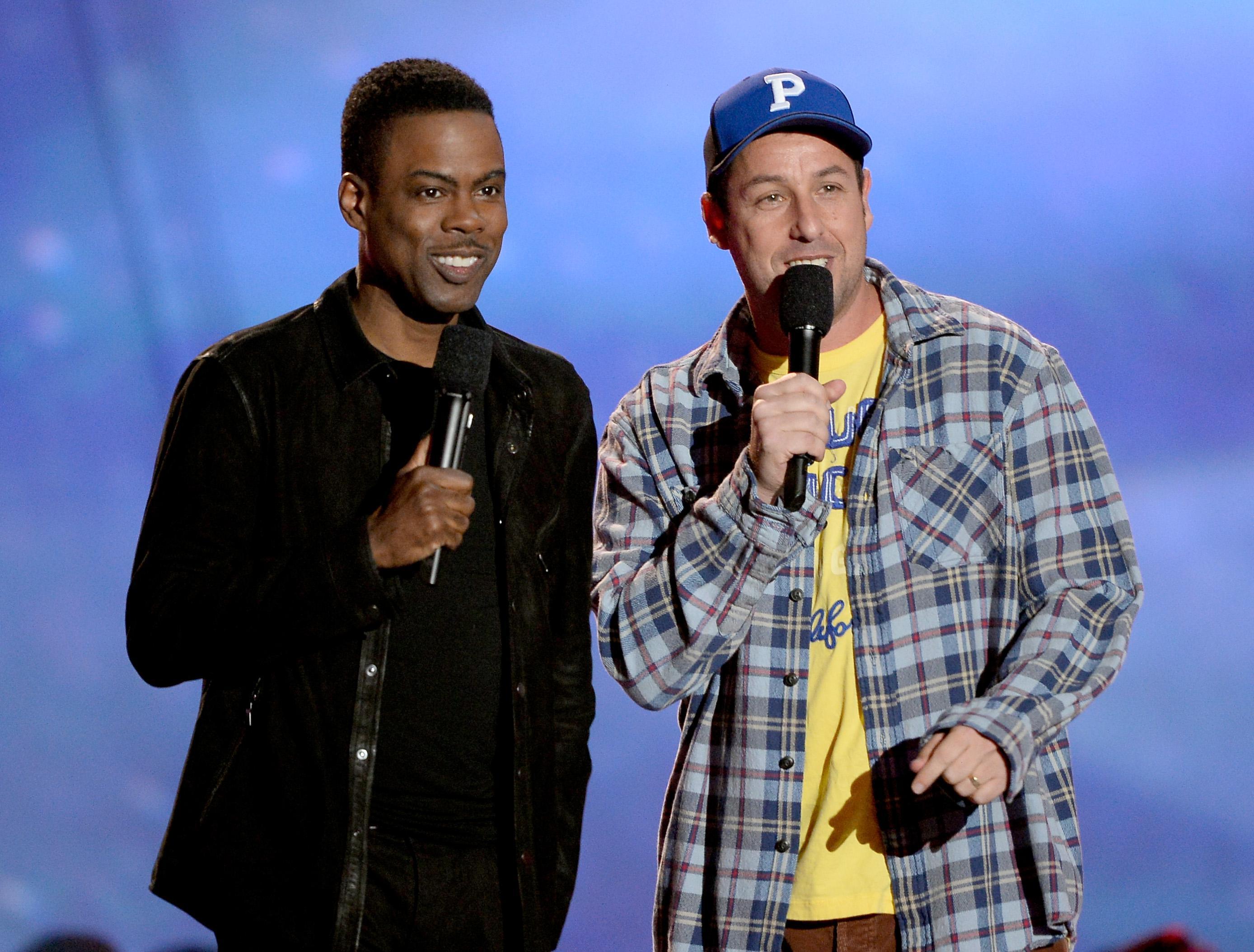 2013 MTV Movie Awards - Show