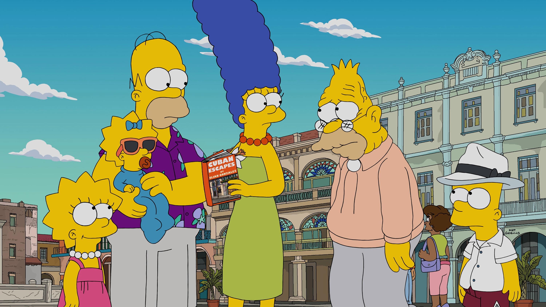 FOX's 'The Simpsons' - Season Twenty-Eight