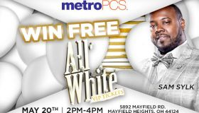 MetroPCS Sam Sylk All White VIP