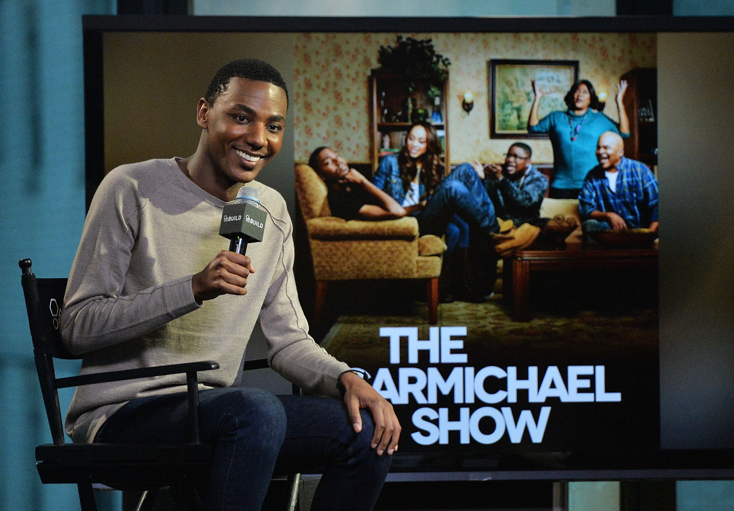 AOL Build Presents Comedian Jerrod Carmichael