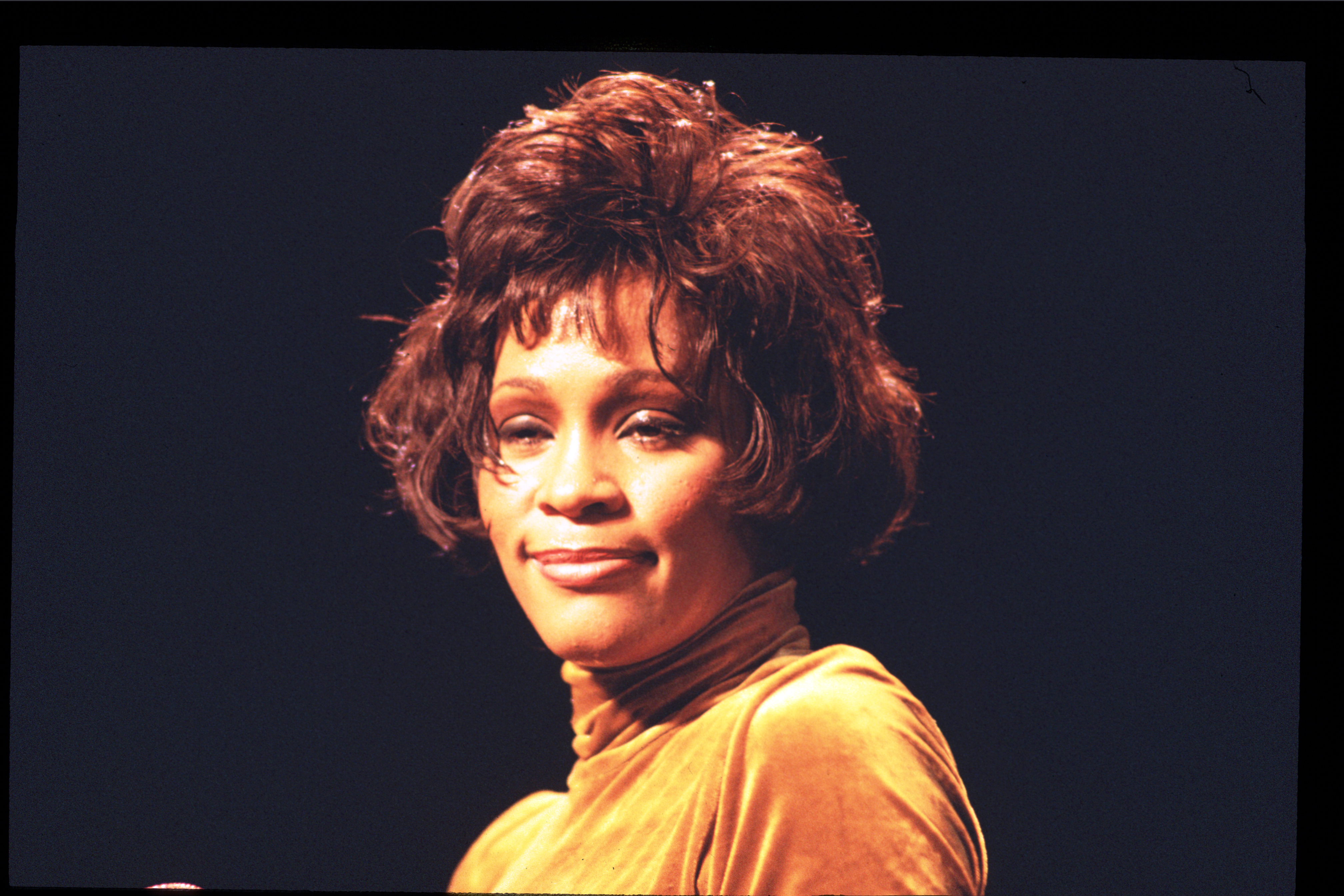 WHITNEY HOUSTON