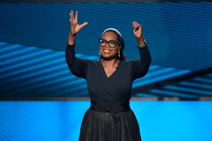 Oprah Winfrey, Businesswoman & Philanthropist On Remaining Humble