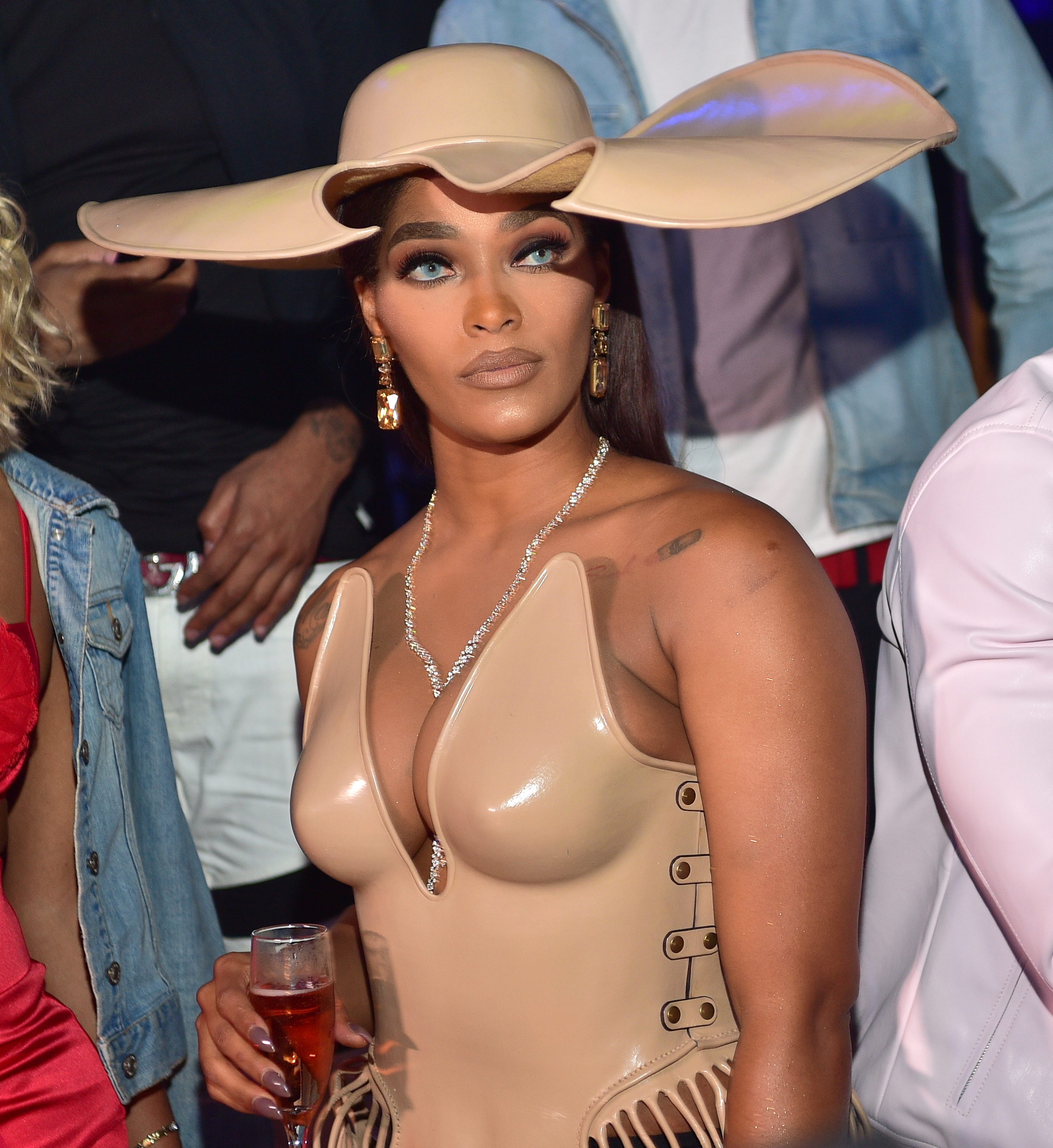 Joseline Hernandez Birthday Bash Day Party