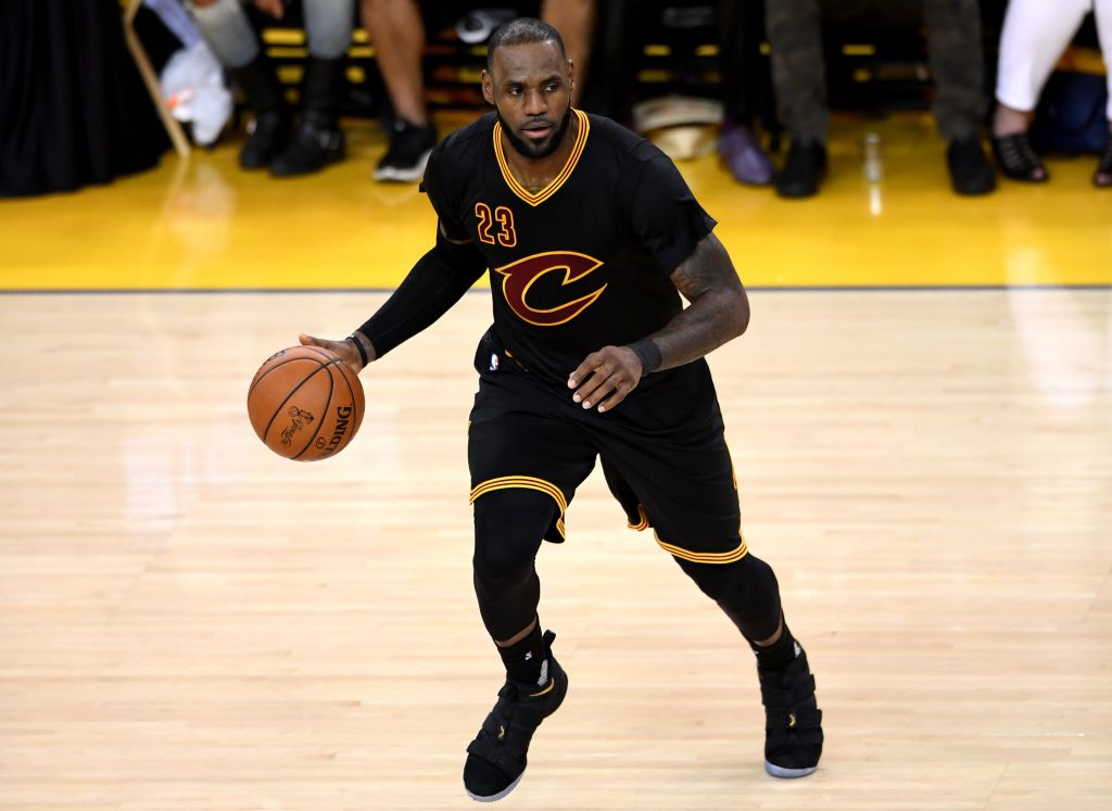2017 NBA Finals - Game Two
