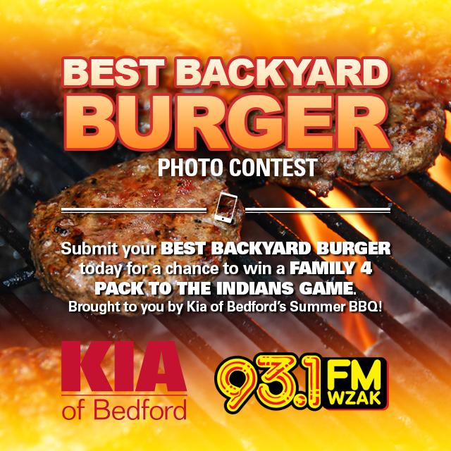 Backyard BBQ Contest