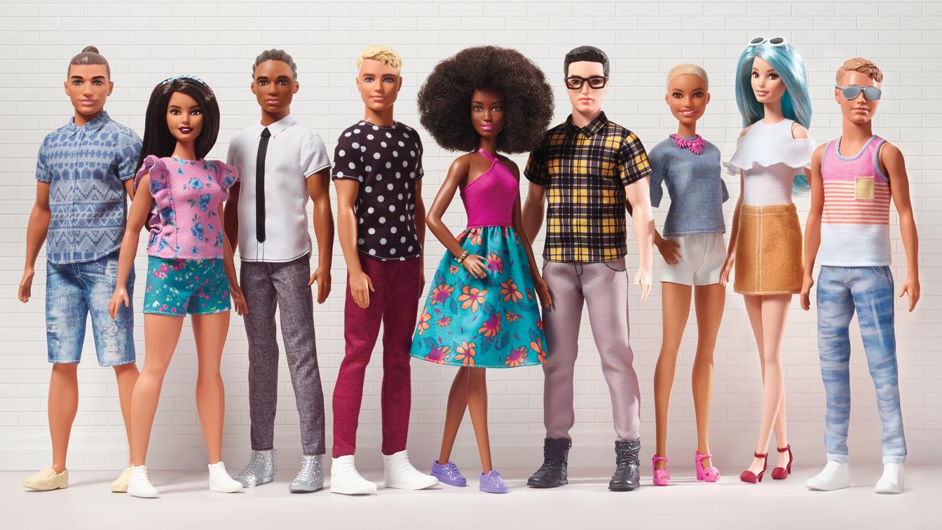 Mattel New Ken Doll Images