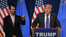 Donald Trump Hosts Nevada Caucus Night Watch Party In Las Vegas