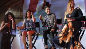 Regina Hall, Tiffany Haddish, Jada Pinkett Smith, Queen Latifah And Cast Hit Essence Festival 2017 In New Orleans - Day 2