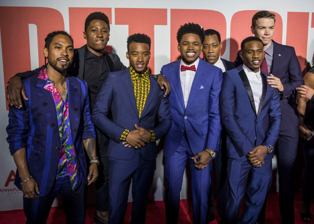 'Detroit' World Premiere