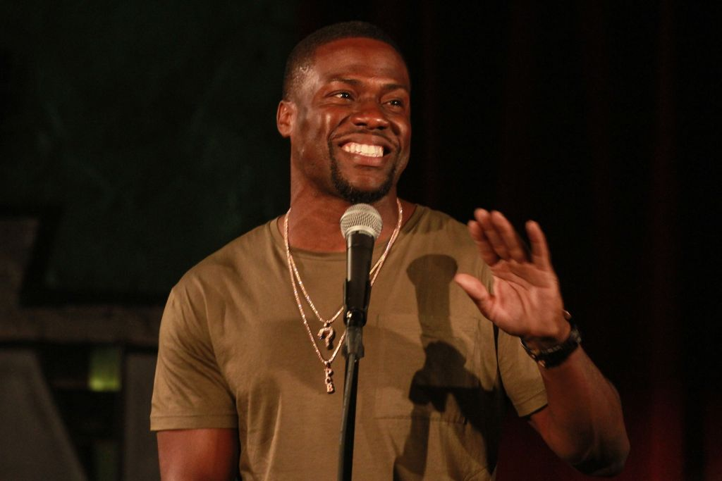 'Funny Is Funny' Kevin Hart's Search For The Next Comedy Superstar