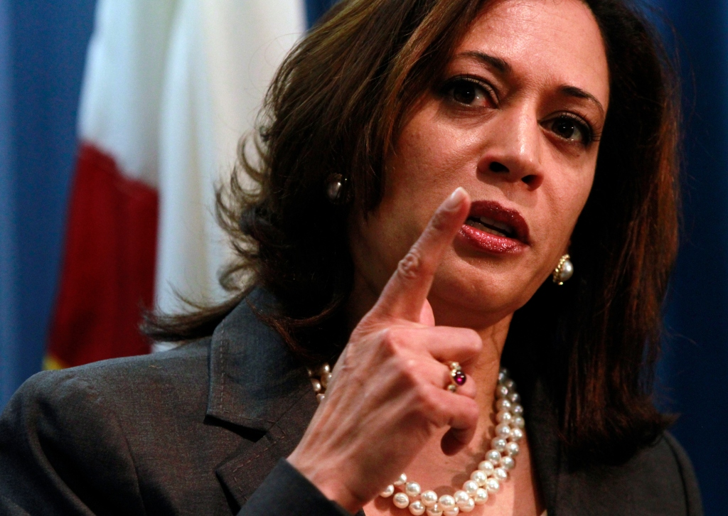 State Attorney General Kamala Harris announced that California will receive up to $18 billion as pa