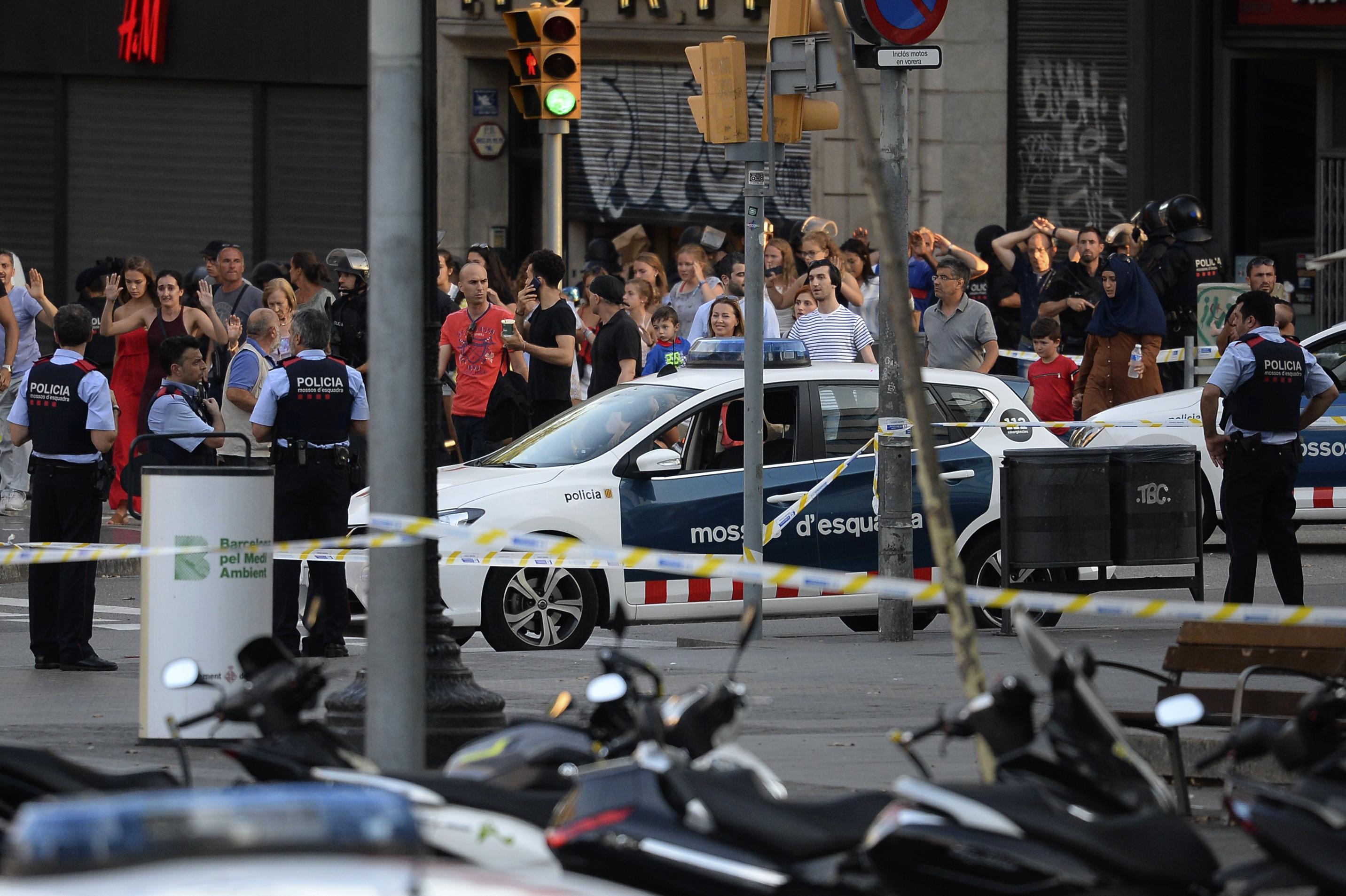 SPAIN-ATTACK-BARCELONA