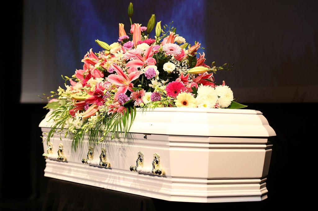 Betty Cuthbert Funeral Service