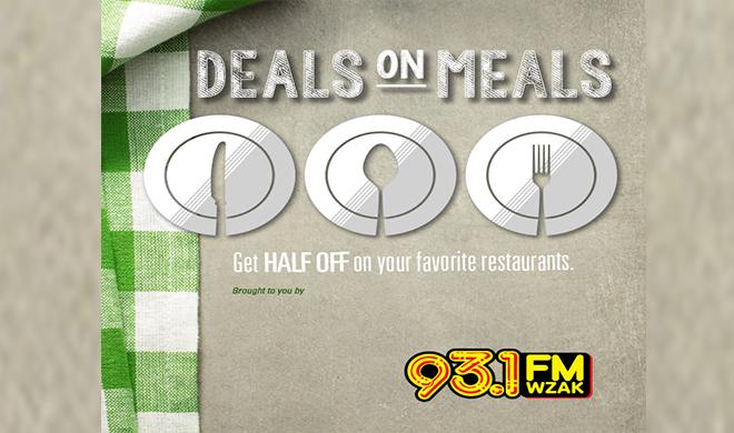 Deals on Meals DLs