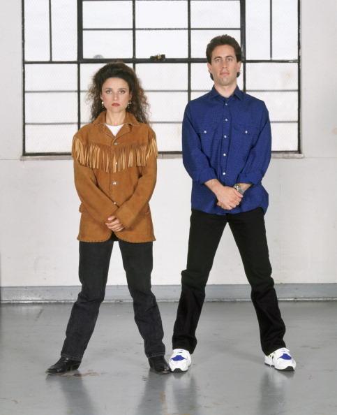 Elaine Benes & Jerry Seinfeld
