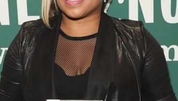 Tionne 'T-Boz' Watkins Signs Copies Of 'A Sick Life: TLC 'n Me: Stories From On And Off The Stage'