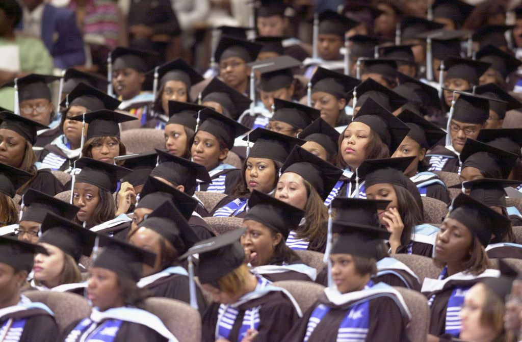 Danny Glover at Spelman College Commencement