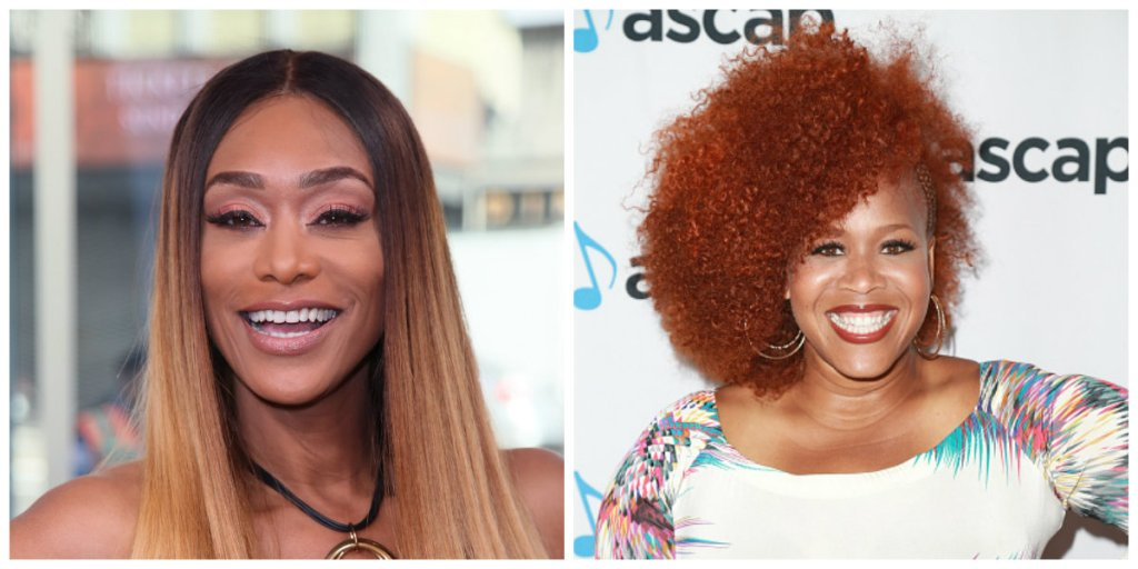 Image result for tami roman and tina campbell