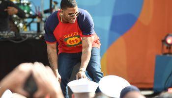 Florida Georgia Line & Nelly Perform On ABC's 'Good Morning America'