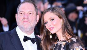 US producer Harvey Weinstein