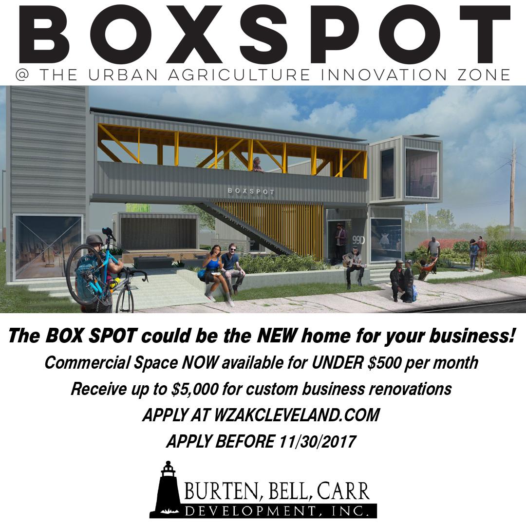 Burten Bell Carr Boxspot